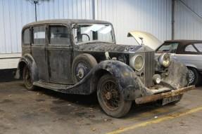 1938 Rolls-Royce 25/30hp