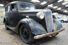 1939 Vauxhall DX