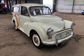 1966 Morris Minor