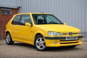 1999 Peugeot 106
