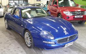 2002 Maserati 4200 GT Coupe