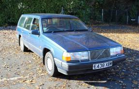 1988 Volvo 760