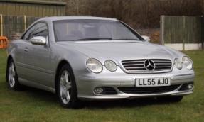 2005 Mercedes-Benz CL 500