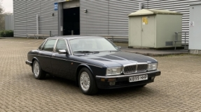 1993 Daimler Sovereign