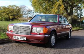 1990 Mercedes-Benz 420 SE