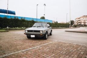 1981 Volkswagen Golf GLi Cabriolet