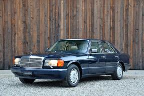 1989 Mercedes-Benz 500 SE
