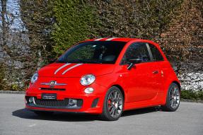 2010 Fiat Abarth 695
