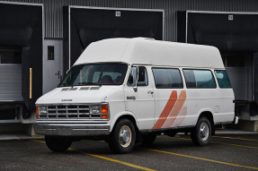 1988 Dodge B350