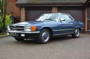 1985 Mercedes-Benz 280 SL
