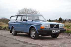 1981 Volvo 245