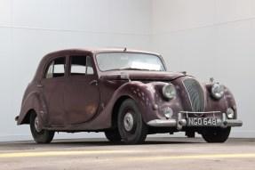 1952 Lagonda 2.6-Litre