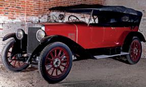 1923 Zedel Type P