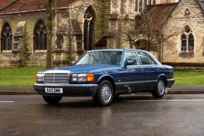 1988 Mercedes-Benz 500 SE