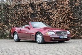 1993 Mercedes-Benz 500 SL