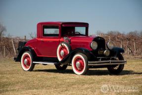 1929 Chrysler Model 66