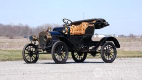 1911 Maxwell Model AB