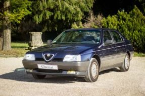 1990 Alfa Romeo 164