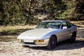 1984 Porsche 924