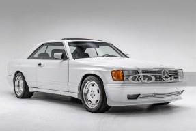 1986 Mercedes-Benz 500 SEC 6.0 AMG