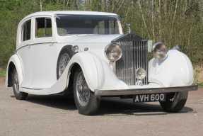 1937 Rolls-Royce 20/25