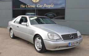 1998 Mercedes-Benz CL 420
