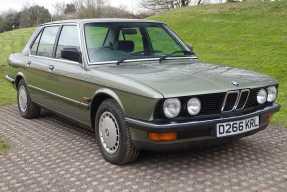 1986 BMW 520i