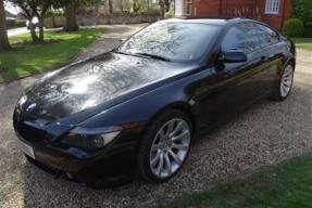 2005 BMW 650i