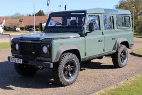 2006 Land Rover Defender