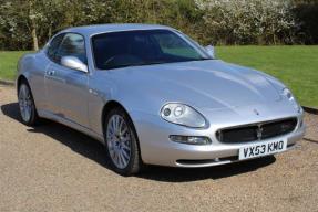2003 Maserati 4200 GT Coupe