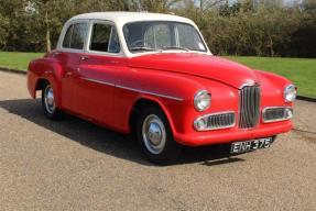 1954 Humber Hawk