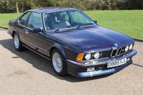 1987 BMW M635 CSi