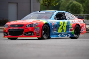 2014 Chevrolet SS NASCAR