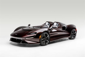 2020 McLaren Elva