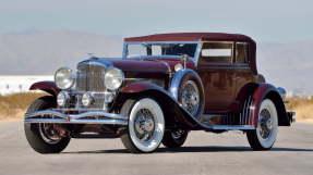 1930 Duesenberg Model SJ