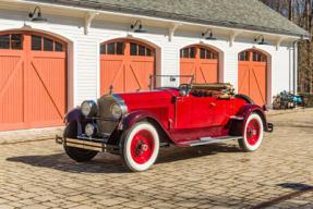 1926 Packard Standard Eight