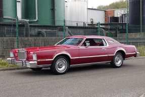 1975 Lincoln Continental