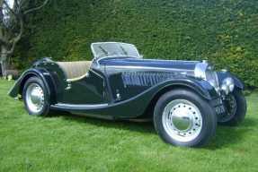 1952 Morgan Plus 4