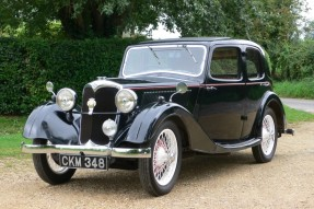 1935 Riley 9hp