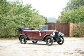 1930 Austin Heavy 12