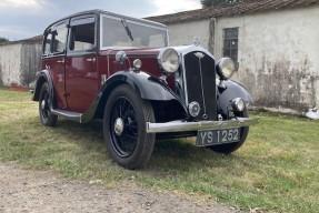 1935 Wolseley Nine