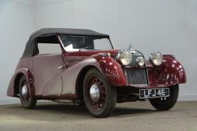 1950 Morgan 4/4