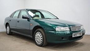 1996 Rover 620