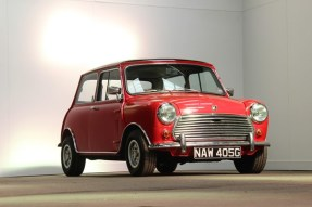 1968 Mini Cooper