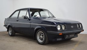 1979 Ford Escort RS2000