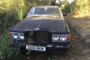 c. 1988 Bentley Turbo