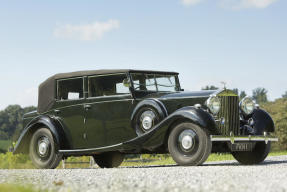 1938 Rolls-Royce Phantom