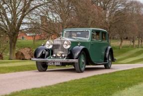 1934 Rolls-Royce 20/25
