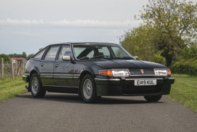 1987 Rover SD1