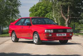1982 Audi Quattro